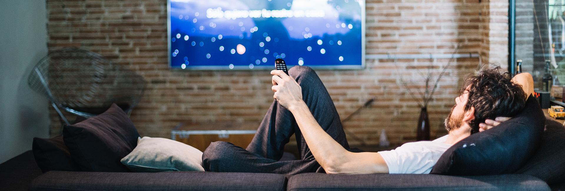 Quale è la giusta distanza tra TV e DIVANO?